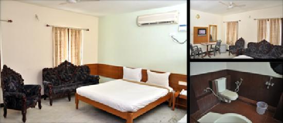 Hotel Sarvamangalam Inn: Double Room