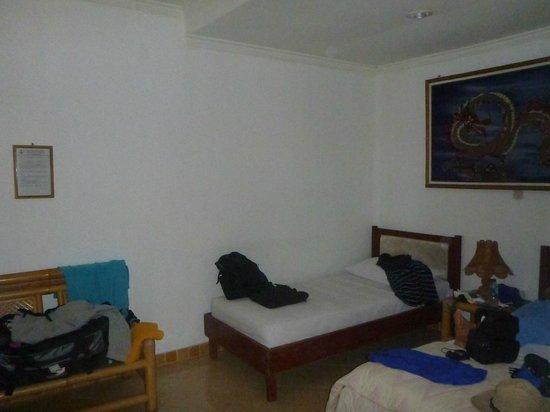 Gili Air Resort : Comfy beds
