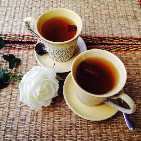 Le Gecko: Sapa tea