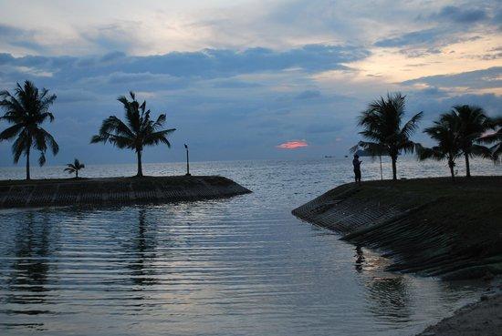 Corus Paradise resort: my best caption