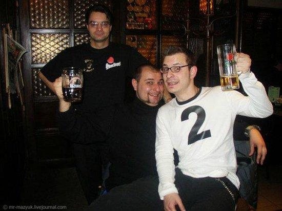 Pivnice U Svejku : 2004 год. Тогда было весело