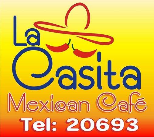 La Casita Rarotonga: Signboard