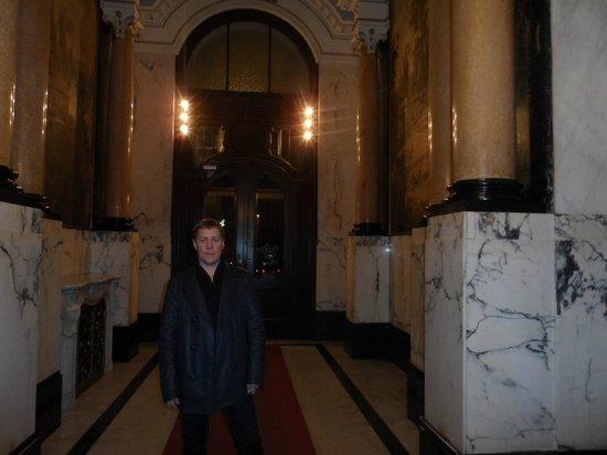 Hotel-Pension Savoy nähe Kurfürstendamm: Вход в здание (внутри)