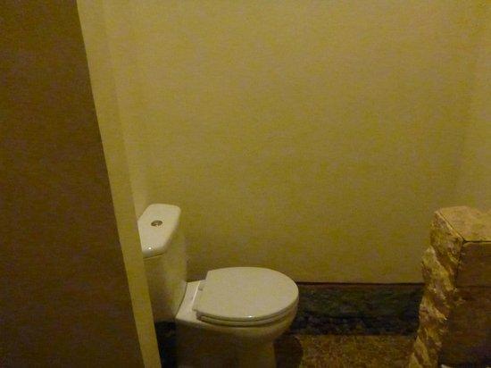 Solaluna Beach Homestay : Toilet