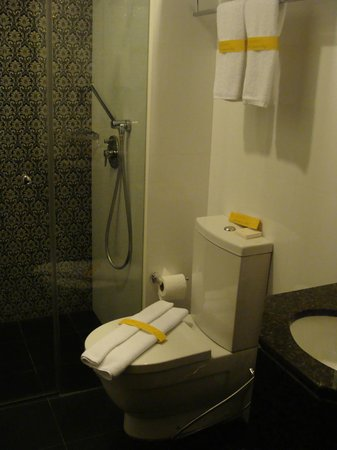 Hotel Nostalgia : Bathroom