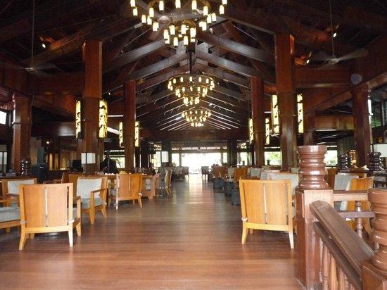Meritus Pelangi Beach Resort Spa Langkawi Reception And Casual Lounge