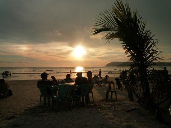 Meritus Pelangi Beach Resort Spa Langkawi Don T Miss Sunset