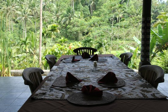 Boni Bali Restaurant: A view from the restaurant