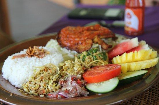 Boni Bali Restaurant : Ayam Kamung