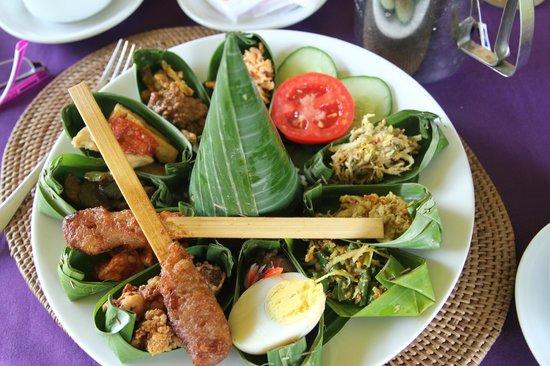 Boni Bali Restaurant : Nasi Campur