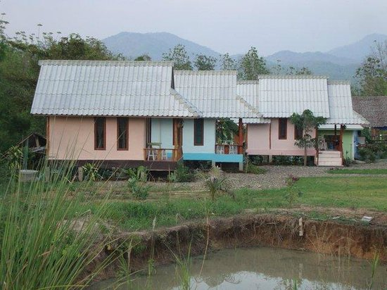 Baan Suan Violin: Smaller cottages