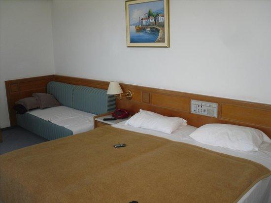 Rethymno Palace : une partie de la chambre