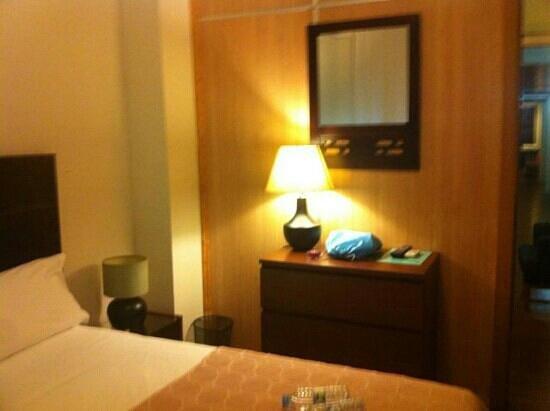 Plaza Spain Guest House: otra perspectiva de la habitación