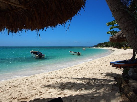 Blue Lagoon Beach Resort: Go Fiji, Folks!