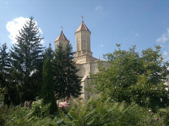Church of the Three Hierarchs: outside 1