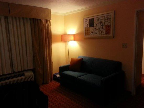 Fairfield Inn Provo: Pull-out Sofa