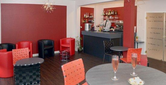 Chateau-Gontier, Frankrijk: notre bar