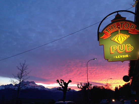 The Top Pub: Toppub