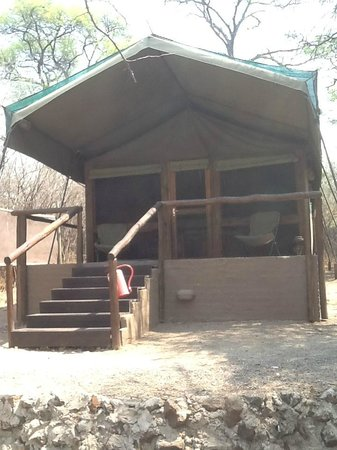 Elephant Valley Lodge : My Tent