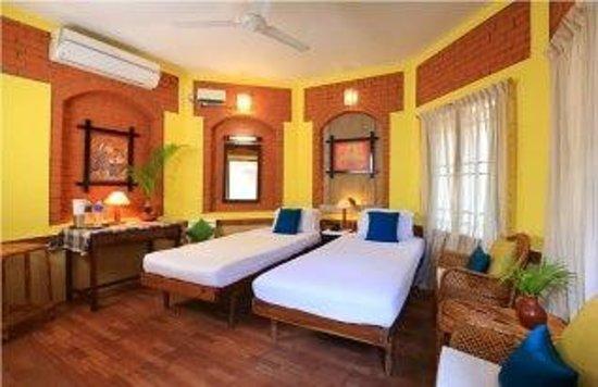 Krishnatheeram Ayur Holy Beach Resort: one type of bedroom