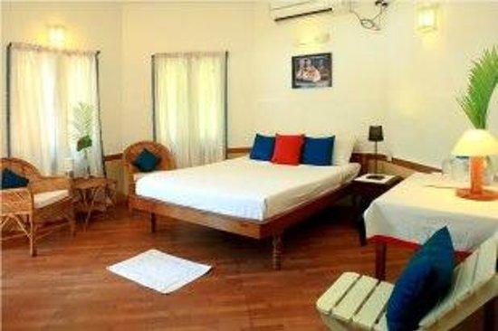 Krishnatheeram Ayur Holy Beach Resort: another room