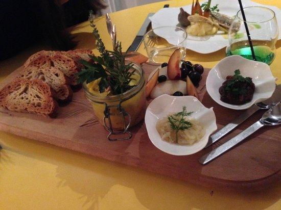 Foie gras picture of mas de l 39 amarine saint remy de provence tripadv - Mas de l amarine st remy ...