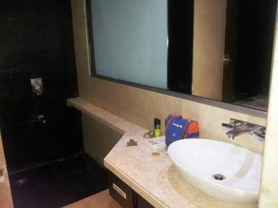 Hotel Sea Rock Inn : Bathroom1