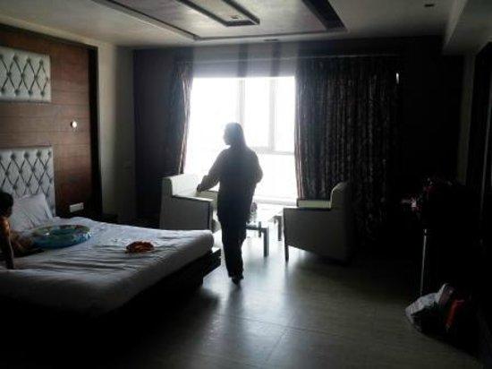 Hotel Sea Rock Inn : Deluxe room-sea facing