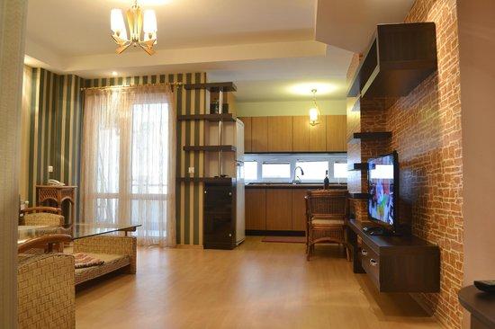 Park Apartments: Lounge