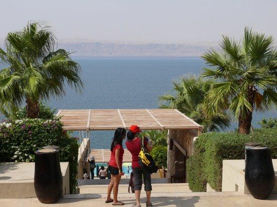 O Beach at Dead Sea