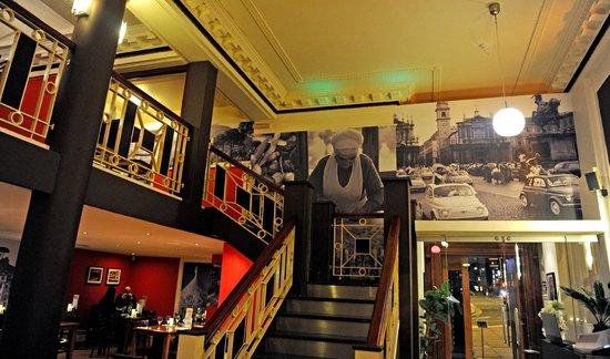 Hotels Near Old Hall Street Liverpool