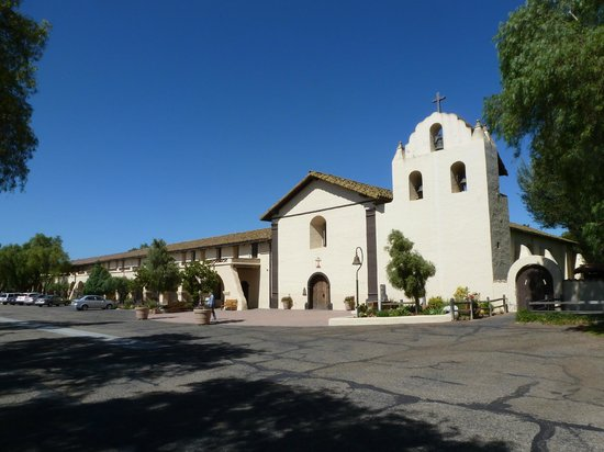 Santa Ines Mission - Picture of Old Mission Santa Ines, Solvang ...