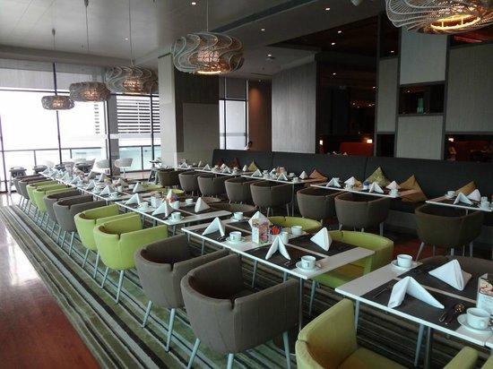Novotel Bangkok Platinum Pratunam: Restaurant