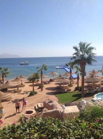 The Royal Savoy Sharm El Sheikh: the beach