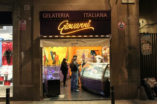 Gelateria Italiana Giovanni