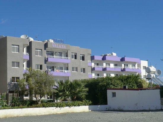 Valana Hotel Apts: Valana Hotel