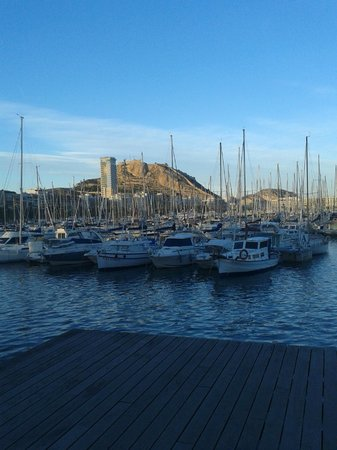 Hotel Maya Alicante: port de plaisance