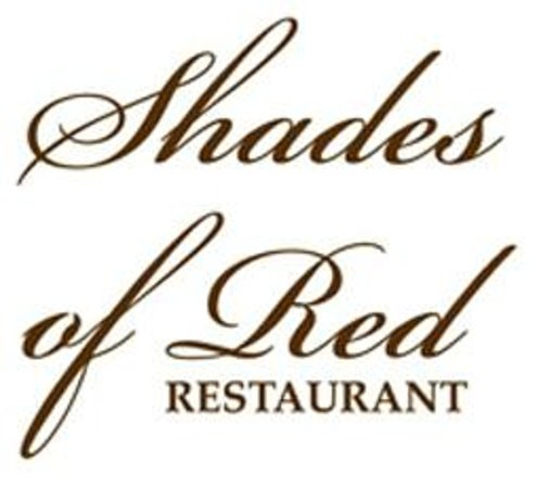 Shades of red: Logo