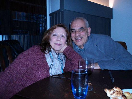 Libero: al ristorante con mia moglie