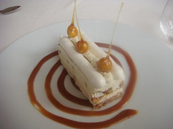 Une Ile: Noisettes & Noix,caramel,crème Glacée Vanille