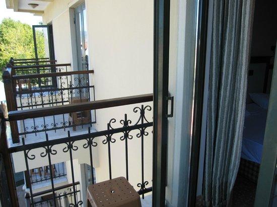 Harman Hotel : Balcony