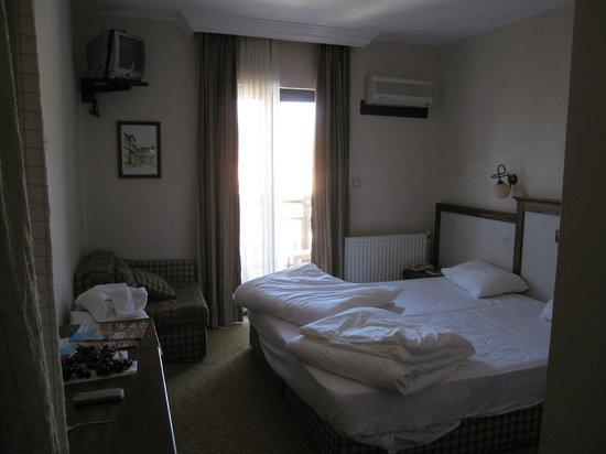 Harman Hotel : The room