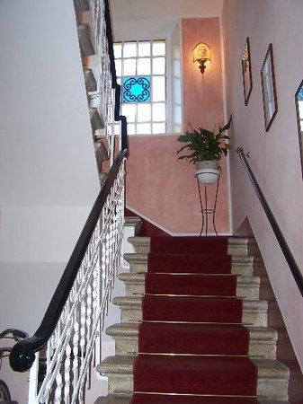 Abatjour B&B: Entrance