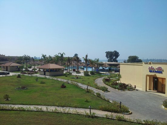 Jolie Ville Hotel & Spa - Kings Island, Luxor: View from My room # 3125