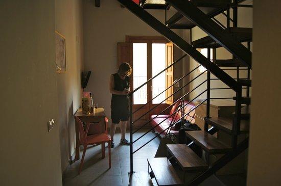 Bluemoon Apartments: Наш номер