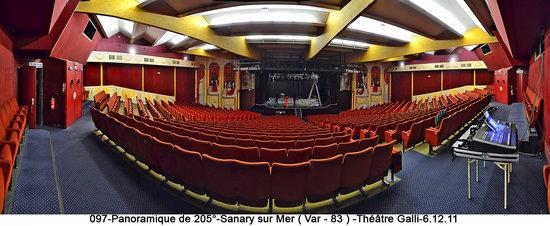 salle theatre galli