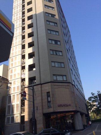 Hotel Sunroute Hiroshima: 外観