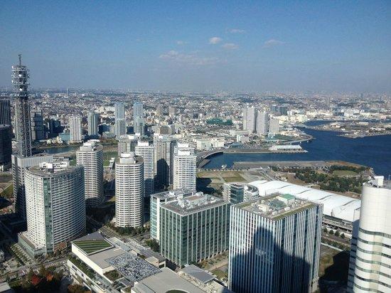 Yokohama Royal Park Hotel: Desde la 5227