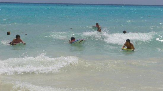 Hotel Riu Playacar: Playa Hotel