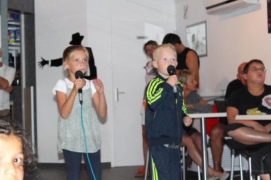 Camping Le Nid D'Ete : the voice